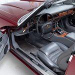 Jaguar XJS rood-7887