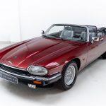 Jaguar XJS rood-7908