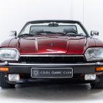 Jaguar XJS rood-7909