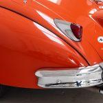 Jaguar XK150 rood-8046