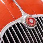 Jaguar XK150 rood-8050