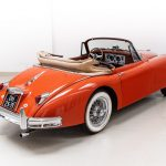 Jaguar XK150 rood-8054
