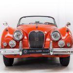 Jaguar XK150 rood-8073