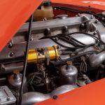 Jaguar XK150 rood-8077