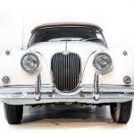 Jaguar XK150 wit-8893
