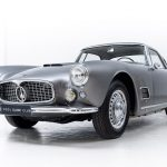Maserati 3500GT zilver-