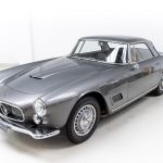 Maserati 3500GT zilver-7804