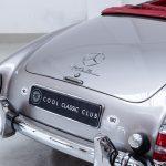 Mercedes 190SL zilver-6286