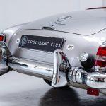 Mercedes 190SL zilver-6288