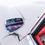 Mercedes 190SL zilver-6305