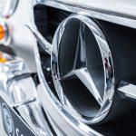 Mercedes 190SL zilver-6335