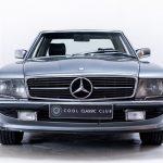 Mercedes SL grijs-6168