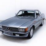 Mercedes SL grijs-6169