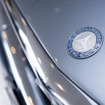 Mercedes SL grijs-6177