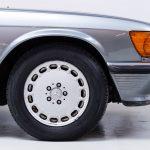 Mercedes SL grijs-6182