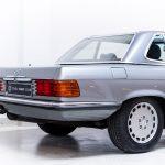 Mercedes SL grijs-6183