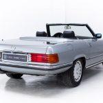 Mercedes SL grijs-6186