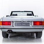 Mercedes SL grijs-6187