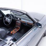 Mercedes SL grijs-6190