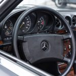 Mercedes SL grijs-6194