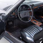 Mercedes SL grijs-6195