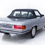 Mercedes SL grijs-6202
