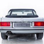 Mercedes SL grijs-6203