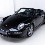 Porsche 911 Carrera zwart-6235