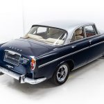 Rover Coupe blauw-7812