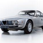 Alfa Romeo 1600 Zagato grijs-
