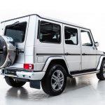 Mercedes G500 grijs-3332