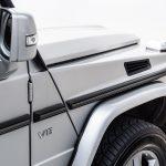 Mercedes G500 grijs-3334