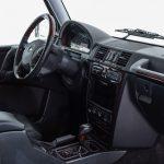 Mercedes G500 grijs-3351