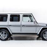 Mercedes G500 grijs-3363