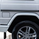 Mercedes G500 grijs-3364