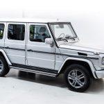 Mercedes G500 grijs-3367