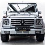 Mercedes G500 grijs-3373