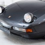 Porsche 928 grijs-3443