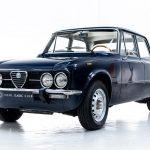 Afa Romeo Nuova Super 1300 donkerblauw-