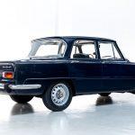 Afa Romeo Nuova Super 1300 donkerblauw-7311