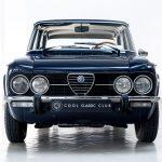 Afa Romeo Nuova Super 1300 donkerblauw-7318