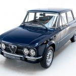 Afa Romeo Nuova Super 1300 donkerblauw-7319