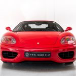 Ferrari 360 Modena rood-4954