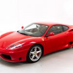 Ferrari 360 Modena rood-4955