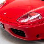 Ferrari 360 Modena rood-4960