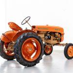 Fiat 18 tractor oranje-4880