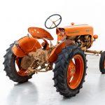 Fiat 18 tractor oranje-4881