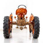 Fiat 18 tractor oranje-4882