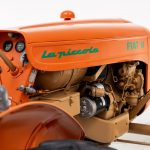 Fiat 18 tractor oranje-4883