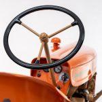 Fiat 18 tractor oranje-4884